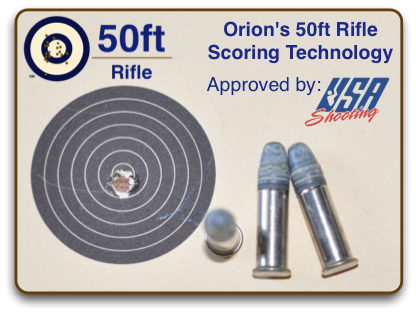 Orion for 50ft Rifle