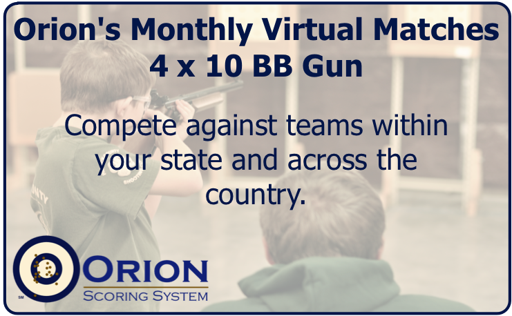 Orion's Series of Virtual Matches: BB Gun
